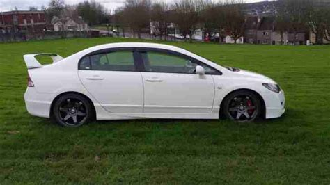 honda white car honda 2007 civic type r fd2 chionship white car for sale