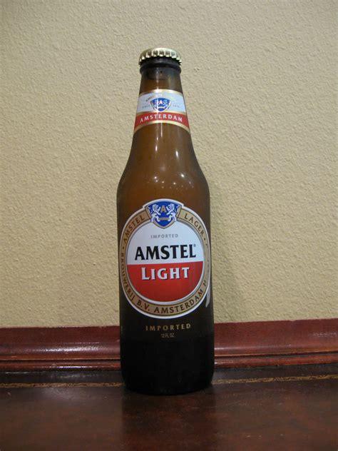 Amstel Light doing justice amstel light