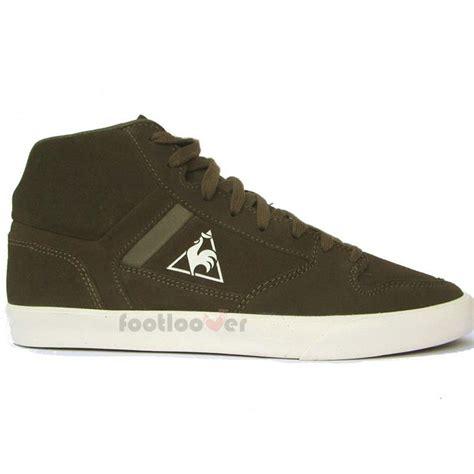 le coq sportif shoes for shoes le coq sportif peletier mid suede 1421798 basket