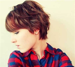 short wavy pixie hair 20 best short wavy haircuts for women popular haircuts