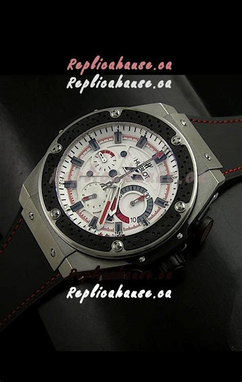 Hublot Big King Power Swiss hublot big king power f1 swiss in white