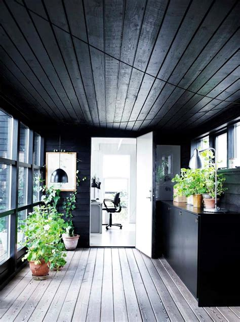 scandinavian farmhouse design a scandinavian farmhouse in black white the style files