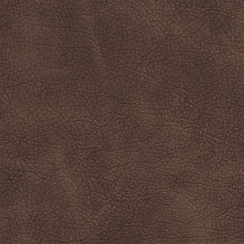 Distressed Leather Upholstery Fabric by Saddle Brown Matte Distressed Breathable Leather Look
