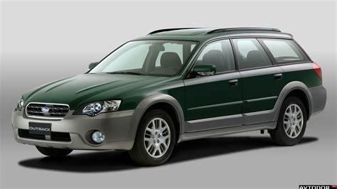 2004 Subaru Outback Information And Photos Momentcar