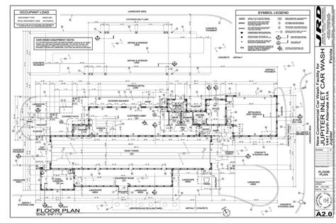 Floor Plan Layout Free by Car Wash Architect