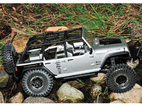 Mobil Remote Jeep Road Rock Crawler jwrangler unlimited rubicon remote car 1 photo