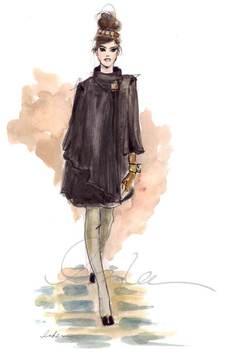 fashion illustration website the sketch book tagged quot chanel quot inslee by design