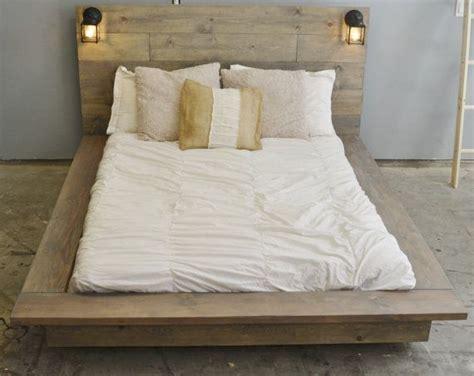 floating platform bed frame 25 best ideas about floating platform bed on