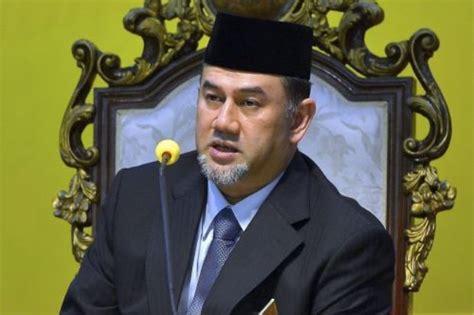 sultan kelantan 2014 floods don t mess with the environment says kelantan