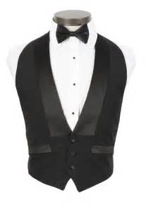 Men s backless 3 button tuxedo vest 100 wool