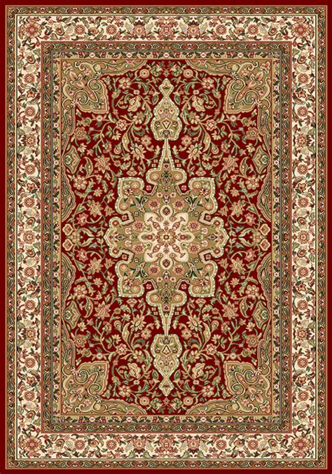 Rd Arabic Bordir brown ivory medallion area rug border runner