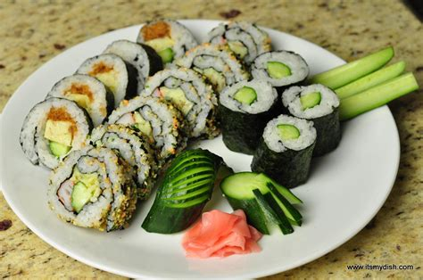 Sushi Roller Roll Sushi Sushi Roll how to make sushi rolls it s my dish
