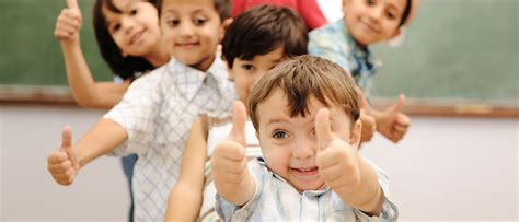 Mba Teaching In Middle East by Improving The Lives Of Children Early Education In The