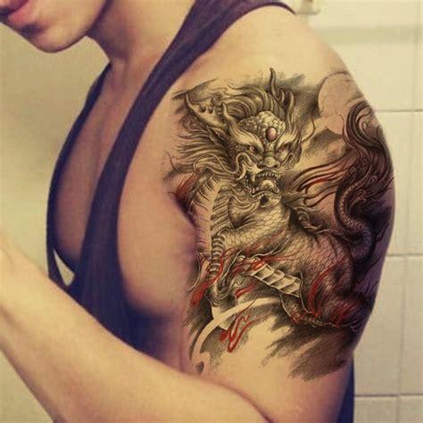 tattoo gallery search dragon back tattoo 3d google search dragon pinterest