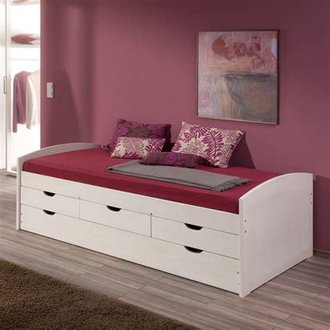 lit une place tiroir lit 1 place avec tiroir maison design wiblia