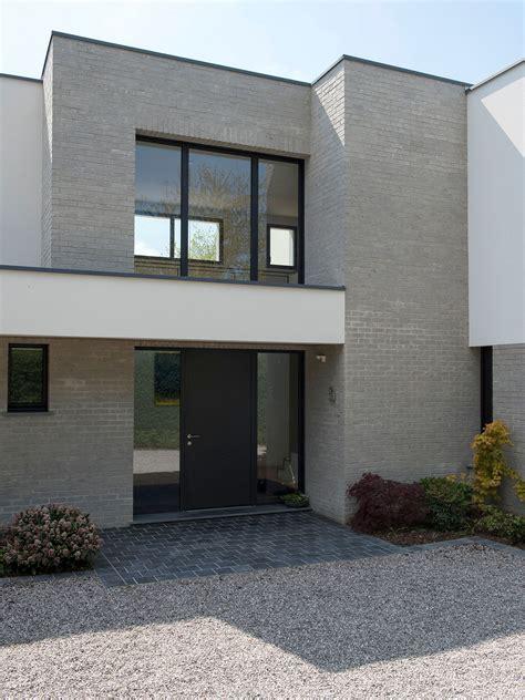 Interieur Maison Cubique by Maison Cubique Enduit Et Briques Grises