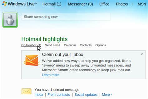 membuat email hotmail cara membuat email hotmail windows live caanggo