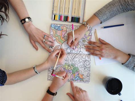 libro color workshop a step by step la moda de colorear para adultos llega a internet 12 webs y apps para relajarte con tus rotuladores