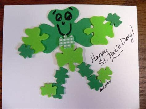 Handmade St - handmade patrick s day card
