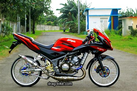 Gambar Modifikasi Motor Drag 44 foto gambar modifikasi motor rr drag bike racing