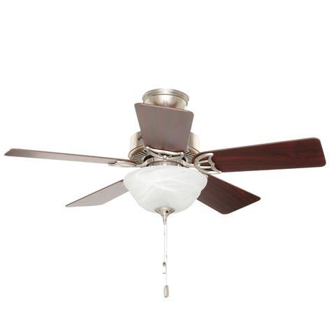 Kensington Ceiling Fan by Kensington 42 In Indoor Brushed Nickel Ceiling Fan