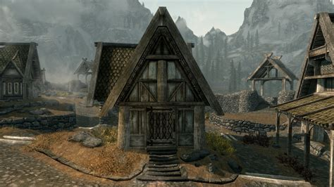 House In Whiterun by Breezehome Skyrim Wiki