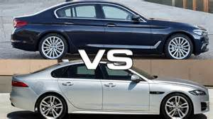 2017 bmw 5 series vs 2016 jaguar xf