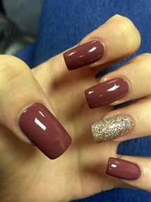 fall color nails 65 fall acrylic nails colors designs koees