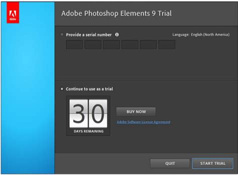 Free Trial Of Photoshop