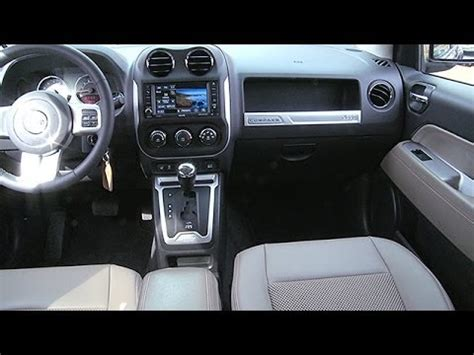 jeep compass 2014 interior 2014 jeep compass interior review