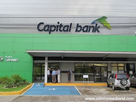 capital bank panama capital bank un banco para todos los sectoresel informe de