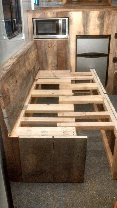 diy rv sofa bed 310 best images about work play build ideas on pinterest