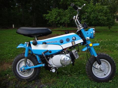 Suzuki Trailhopper suzuki mt50 trailhopper for sale bike gallery