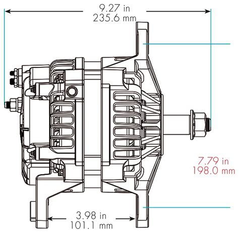 delco 24si alternator wiring diagram 22si alternator