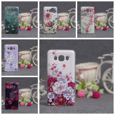 Samsung J5 J510 2016 Silicon 3d Kartun Disney Melody Softcase Hp Lucu aliexpress buy luxury 3d relief printing soft tpu protector for samsung galaxy j5