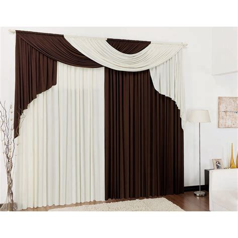 cortina para salas cortina para sala e quarto elegance 2 metros em malha