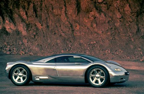 Audi Automobiles by Audi Avus Concept Car In New Mexico Usa 1991 Martyn