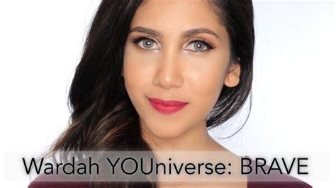 Total Make Up Wardah wardah youniverse brave make up tutorial giveaway