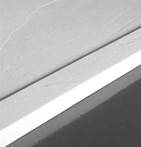 piatto doccia flat piatto doccia rettangolare in marmoresina quot flat bordo quot
