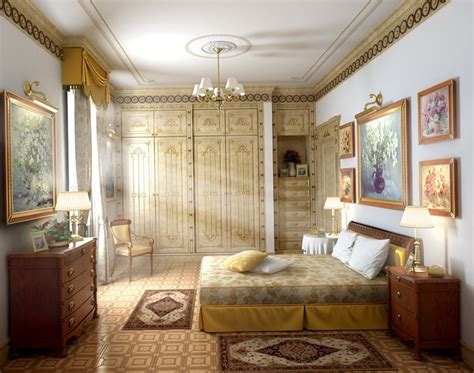 bedroom in classical style home interior design kitchen and bathroom designs architecture
