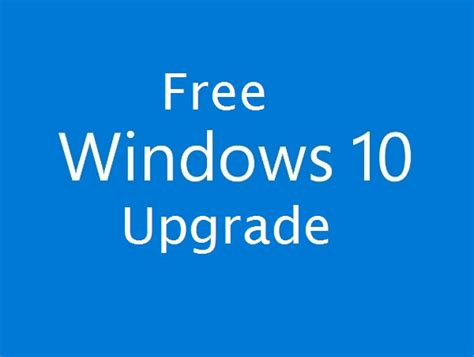 how to upgrade to windows how to upgrade to windows 10 from any window free