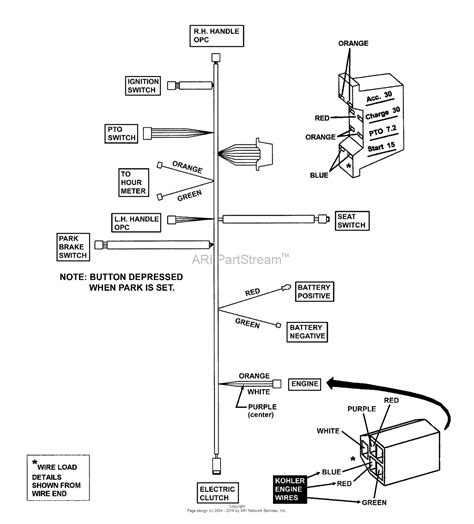 wiring diagram exmark z hp ztr kohler 16 hp wiring diagram