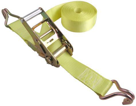 ratchet straps erickson ratchet tie w j hooks 2 quot x 25 1 666 lbs erickson cargo tie