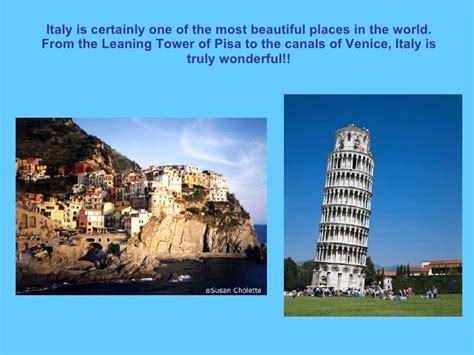 Very Beautiful In French italy powerpoint