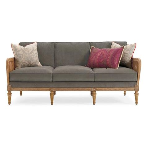 caracole sofa caracole uph sofwoo 14a caracole upholstery raising cane