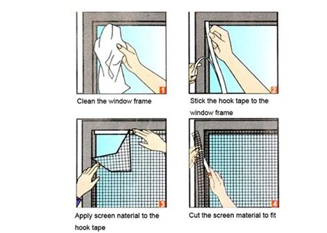 jual tirai jendela anti nyamuk mosquito gorden bukan