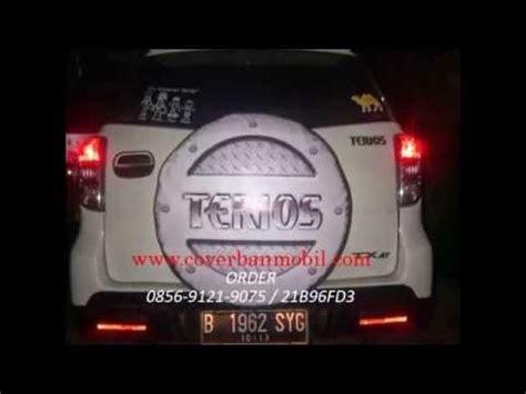 Cover Sarung Tutup Mobil All New Splash 2014 Murah 0856 9121 9075 jual sarung ban serep mobil terios tutup ban serep terios custom cover ban