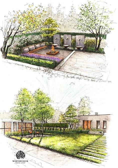 25 best ideas about landscape design on