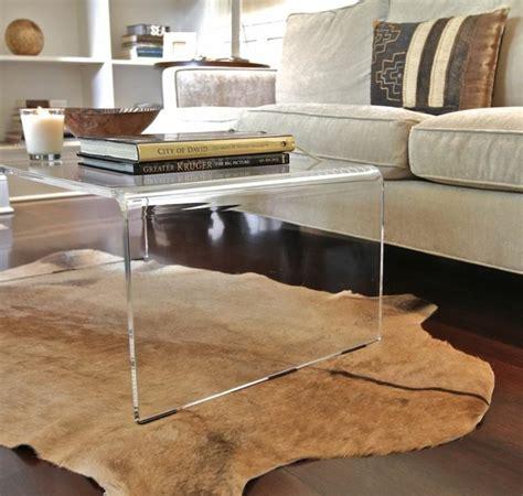 Tables Basses De Salon En Verre by Table Basse En Verre Confort Maximal Dans Salon 26 Photos