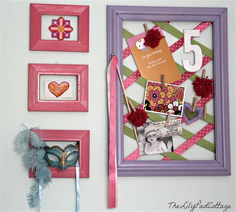 bulletin board ideas for bedroom big girl bedroom reveal finally the lilypad cottage